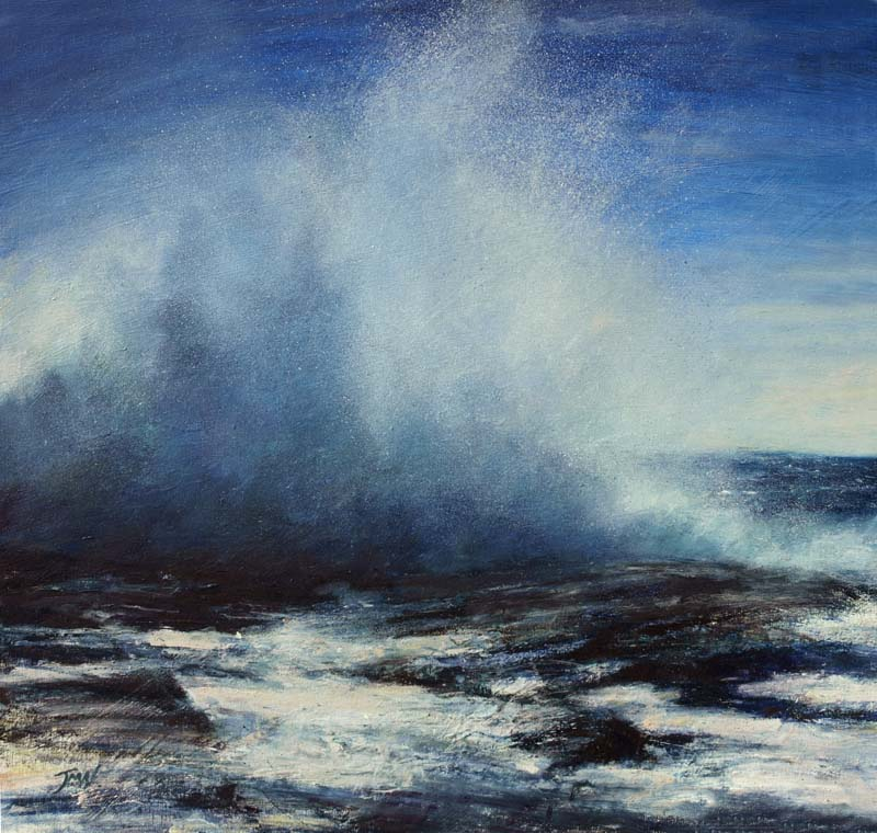 Paintings now on show near Harrogate